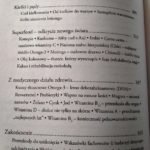 książka Superodżywianie Ruediger Dahlke spis treści