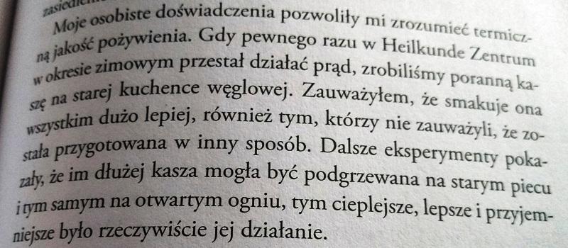 książka Superodżywianie Ruediger Dahlke fragment