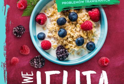 Leczenie odżywianiem. Zdrowe jelita okładka
