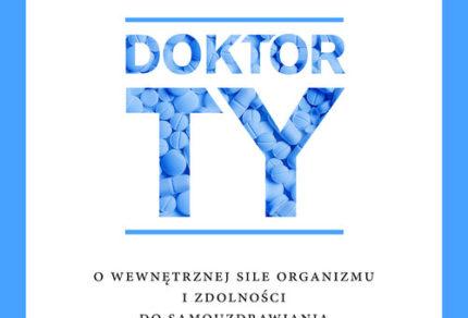 okładka książki Doktor Ty