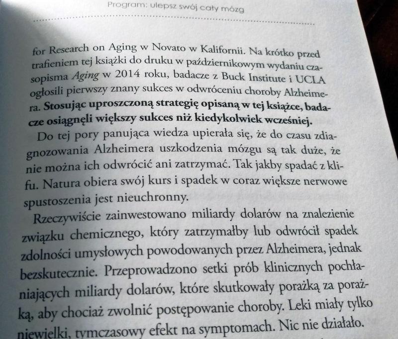 fragment książki Neurogeneza regeneracja mózgu